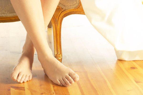 Odlični prirodni pripravci za smrdljive noge